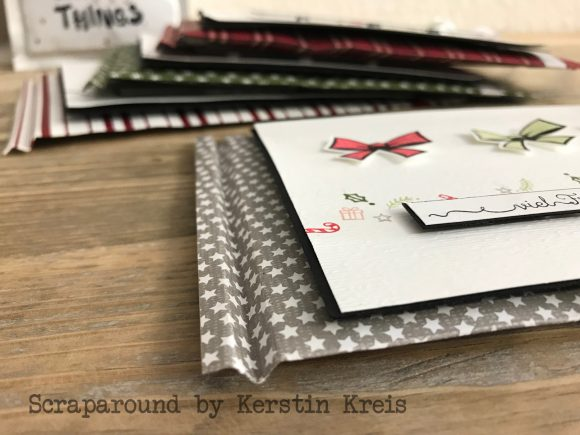 stampinup GDP158 Tee Verpackung Sketch Challenge Designerpapier Hüttenromantik Schleifen Handstanze Zuckerstange Bild6