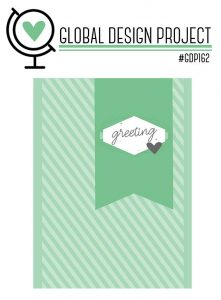 stampinup GDP162 Sketch GlobalDesignProject