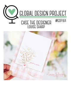 stampin up GDP164 Case the designer