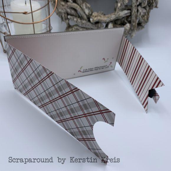 stampinup klappkarte gdp162 huettenromantik Designerpapier Stempelset Heiter bis weihnachtlich Detailbild 4