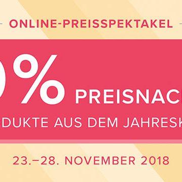 Stampin´Up! Online – Preisspektakel