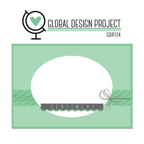 stampinup gpd174 global design project Sketch Karte