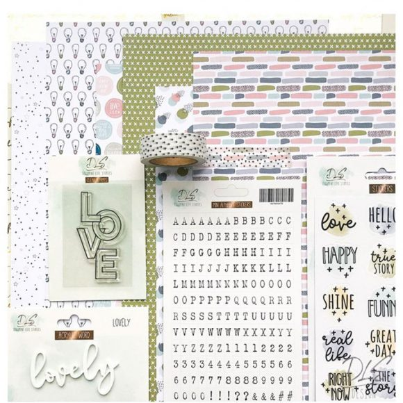 DLS Kit Achachur Bild Planner Scrapbook documentlifestories scrapdelight