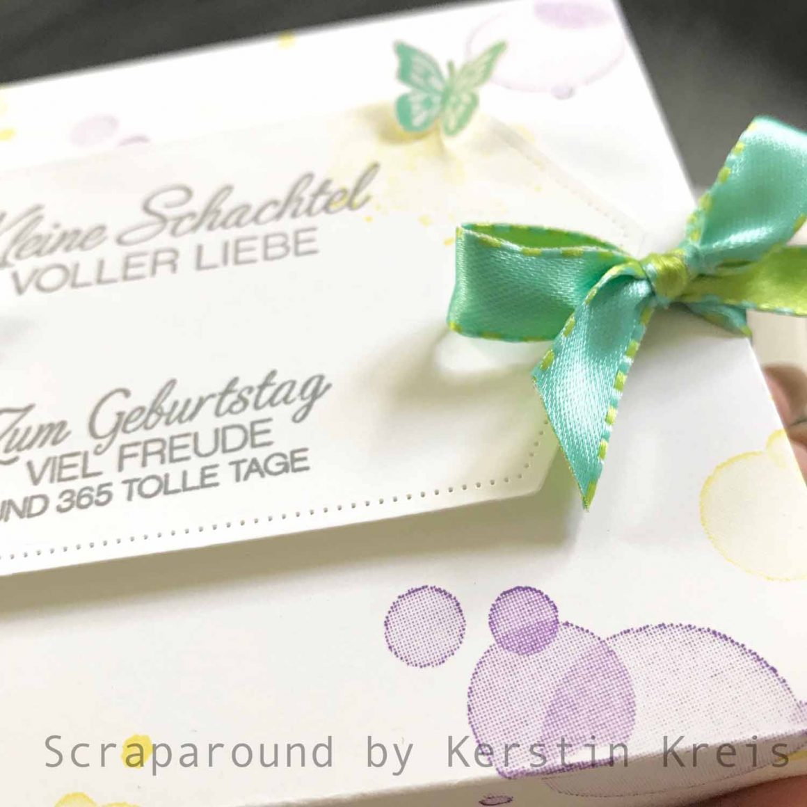 Schachtel voller Liebe – GDP#189 Global Design Projekt