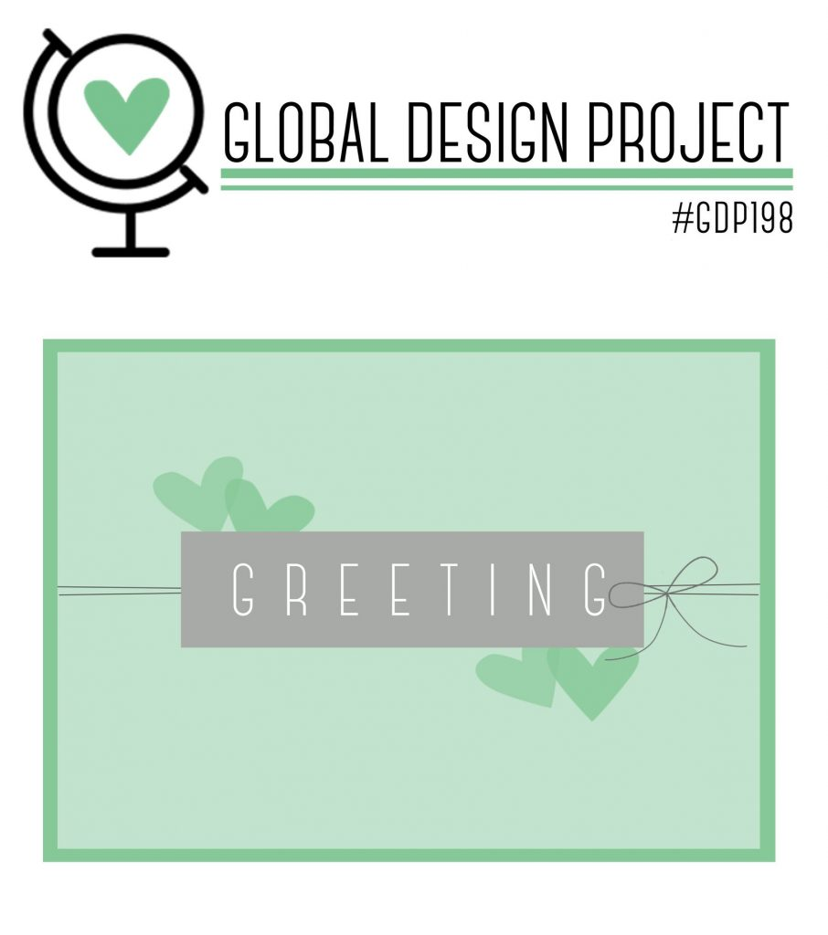 stampinup sketch gdp198 global design project