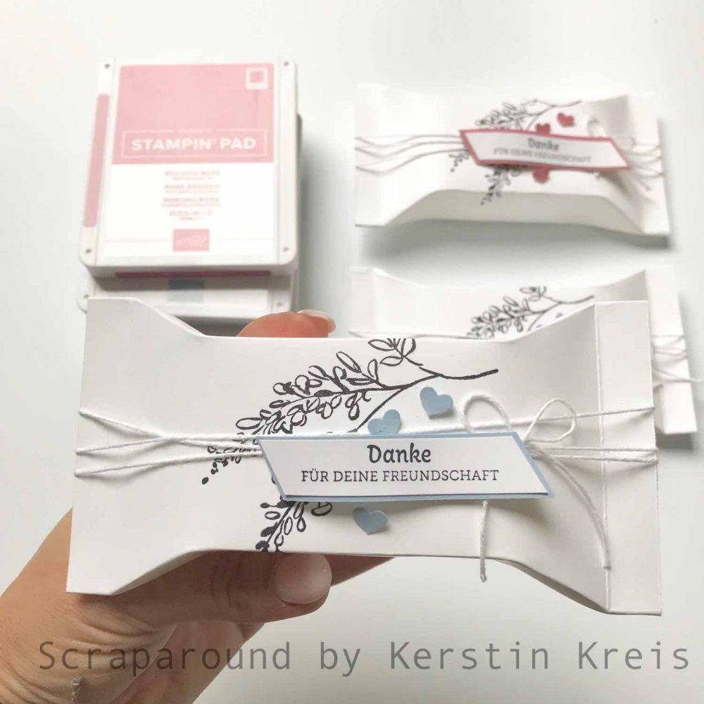 stampin up verpackung gdp198 Sketch soft spring karte diem stempel Detailbild1