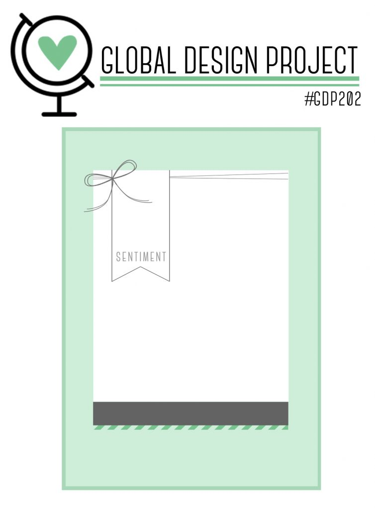 stampinup gdp202 Sketch