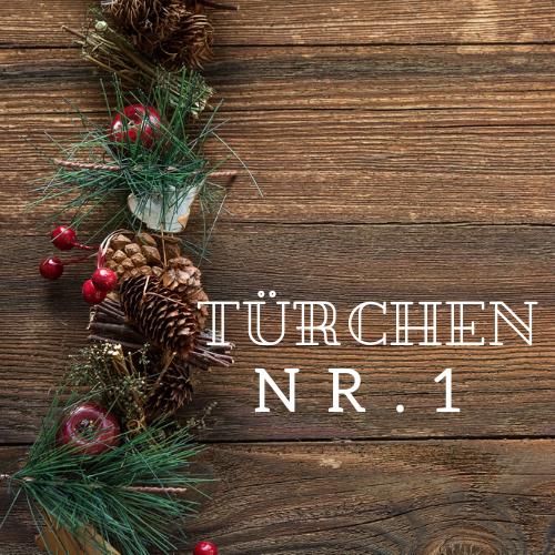 Türchen 1 – Adventskalender 2019