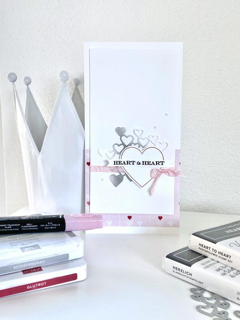 stampinup gdp222 global design project karte herzlich stanzform herzregen herzstanze designerpapier von herzen