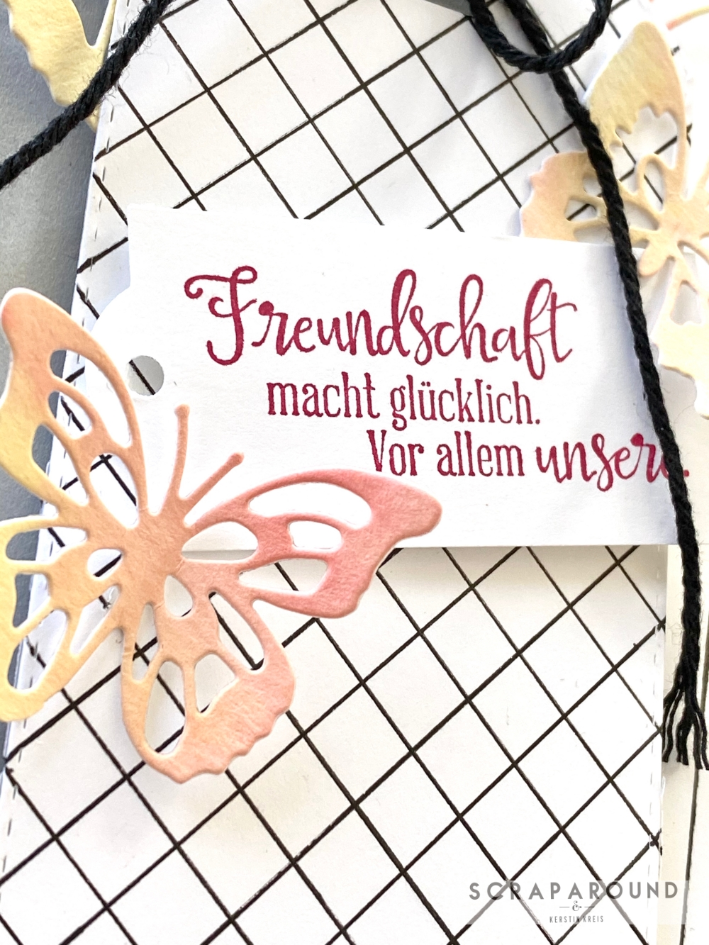 "Karte ""Freundschaft"" – GDP#232 Global Design Projekt"