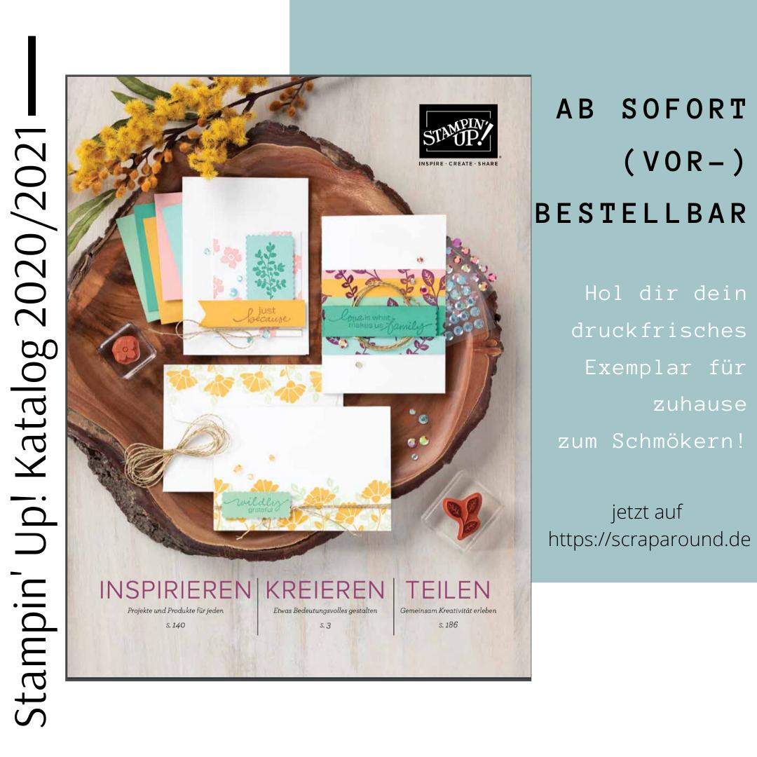 Stampin' Up! Katalog 2020/2021