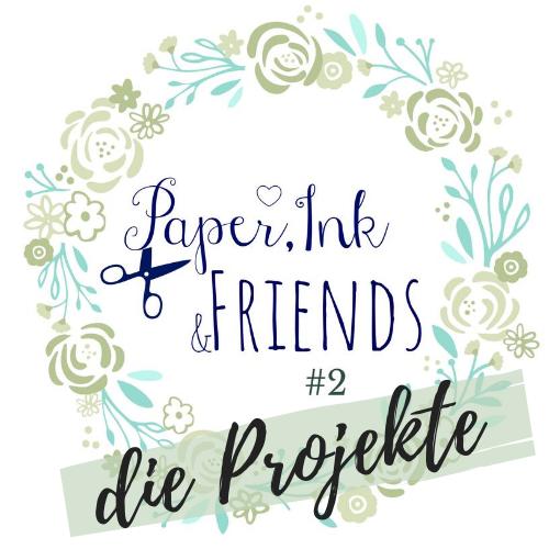 Paper, Ink & Friends – die Materialpakete für dich!