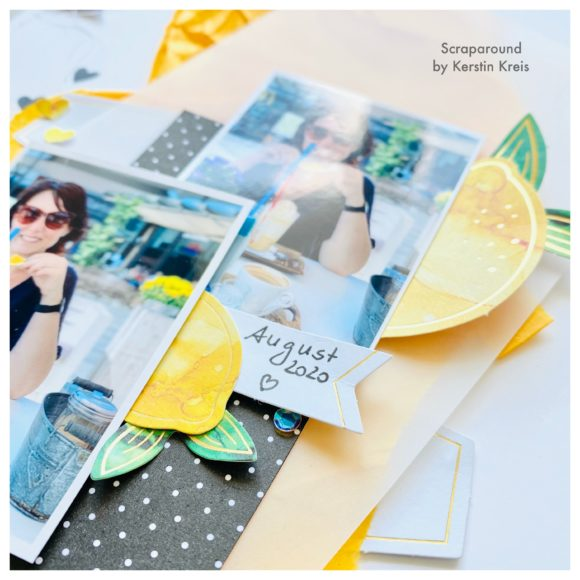 """Layout """"Hallo Sommer"""" – Stampin´Up! GDP#254"""