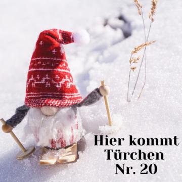 Adventskalender mit Verlosung – Türchen Nr. 20