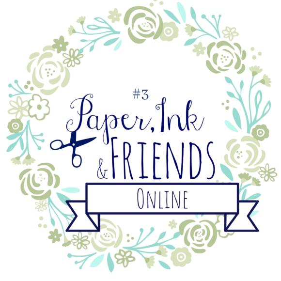 Anmeldung zum Paper, Ink & Friends Vol.3 Online-Event